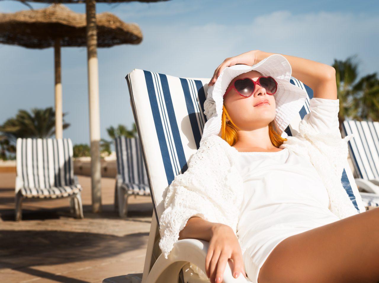 Wat spookt er door jouw hoofd op je strandstoel?